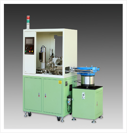 Oil Seal Spring Loading, Dimension Measuring Machine