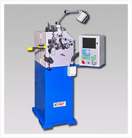 Oil Seal Garter Spring Coiling Machine