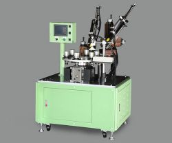 Rotary Type Rubber Parts Trimming Machine