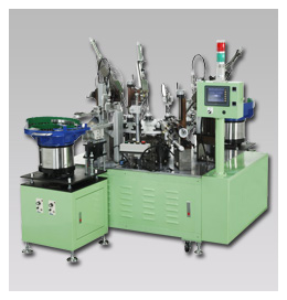Auto Rotary Type Rubber Parts Trimming Machine